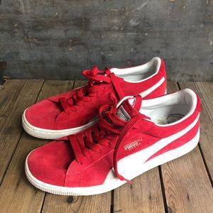 Men's Puma Suede Classic Sneakers Sz 9.5